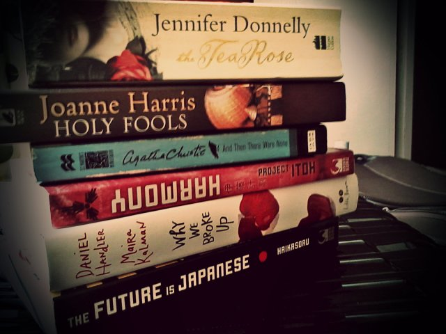 bookhaul march